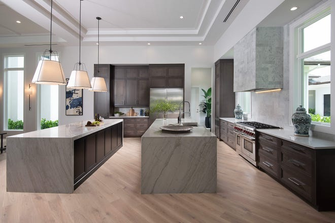 Seagate's previously sold Streamsong model at Quail West received a 2020 Sand Dollar Award for Product Design of the Year – Single Family Homes $4,000,001 - $5,000,000.
