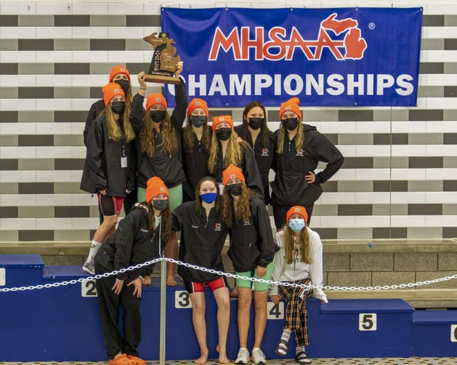 Northville placed third in the Division 1 state meet.