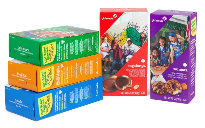 Girl Scout cookie season begins Feb. 12 in Kansas.