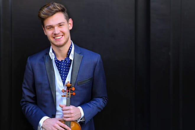 The TSO's concert with Blake Pouliot is the 4th of its 2020-21 virtual season, which by all measures has been very successful.