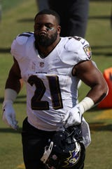 Mark Ingram will be released by the Baltimore Ravens on Tuesday, according to multiple reports.