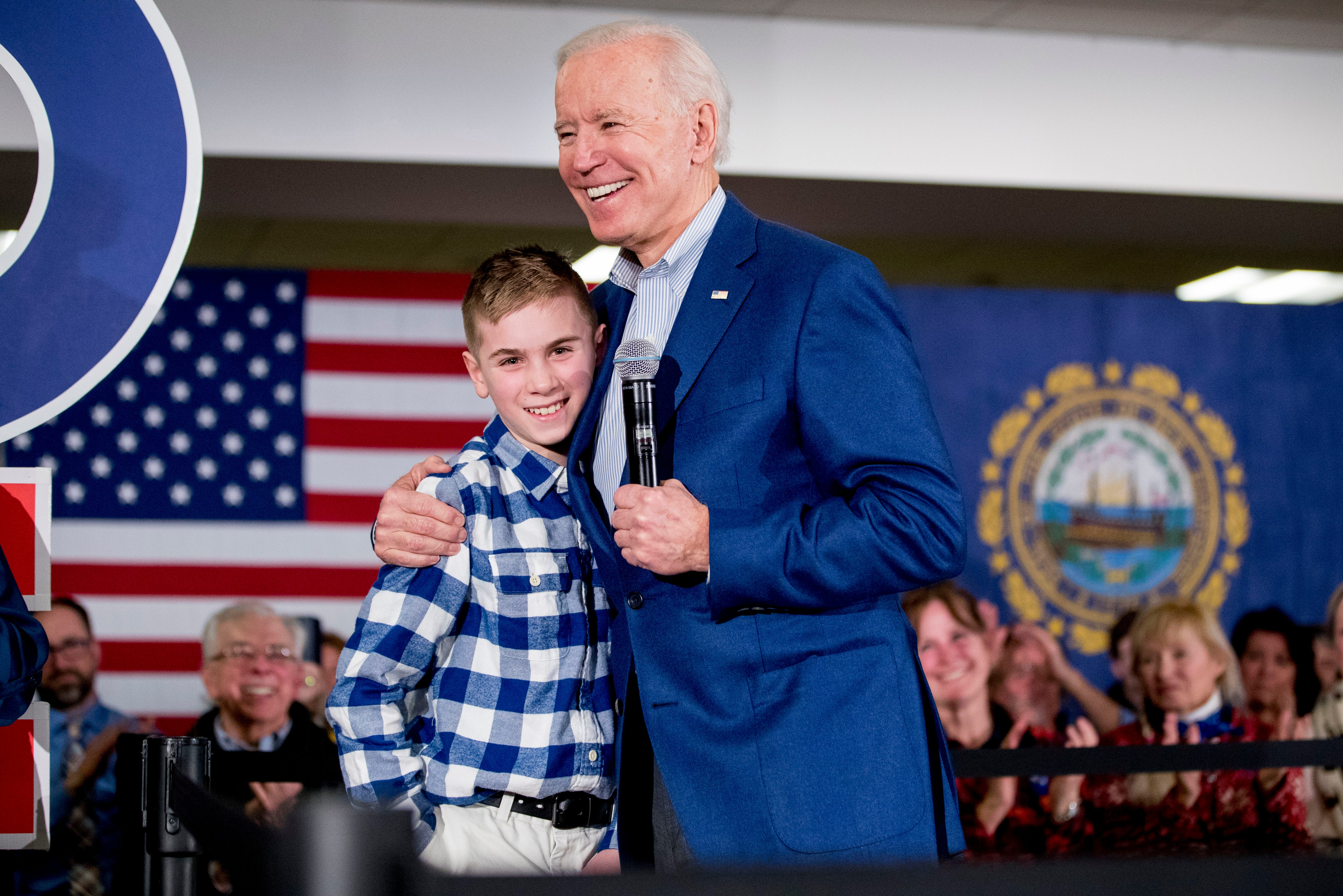 Teen who bonded with Biden over stutter delivers powerful rendition of JFK speech in inauguration special