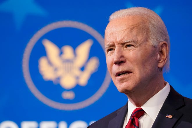 President-elect Joe Biden wants to get back into the Paris Agreement to fight climate change on the first day of his term.