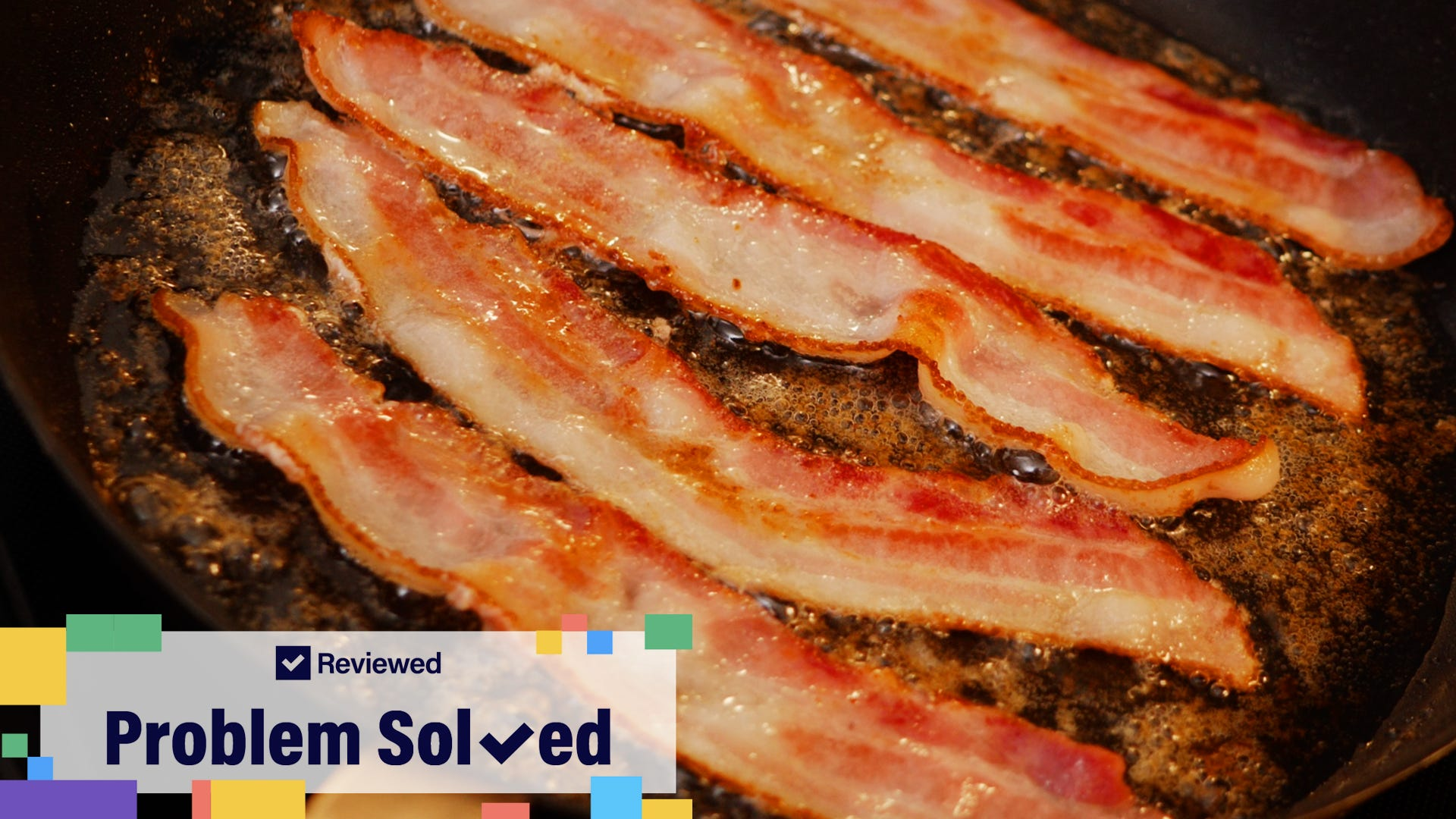 Bake your bacon for crispy results