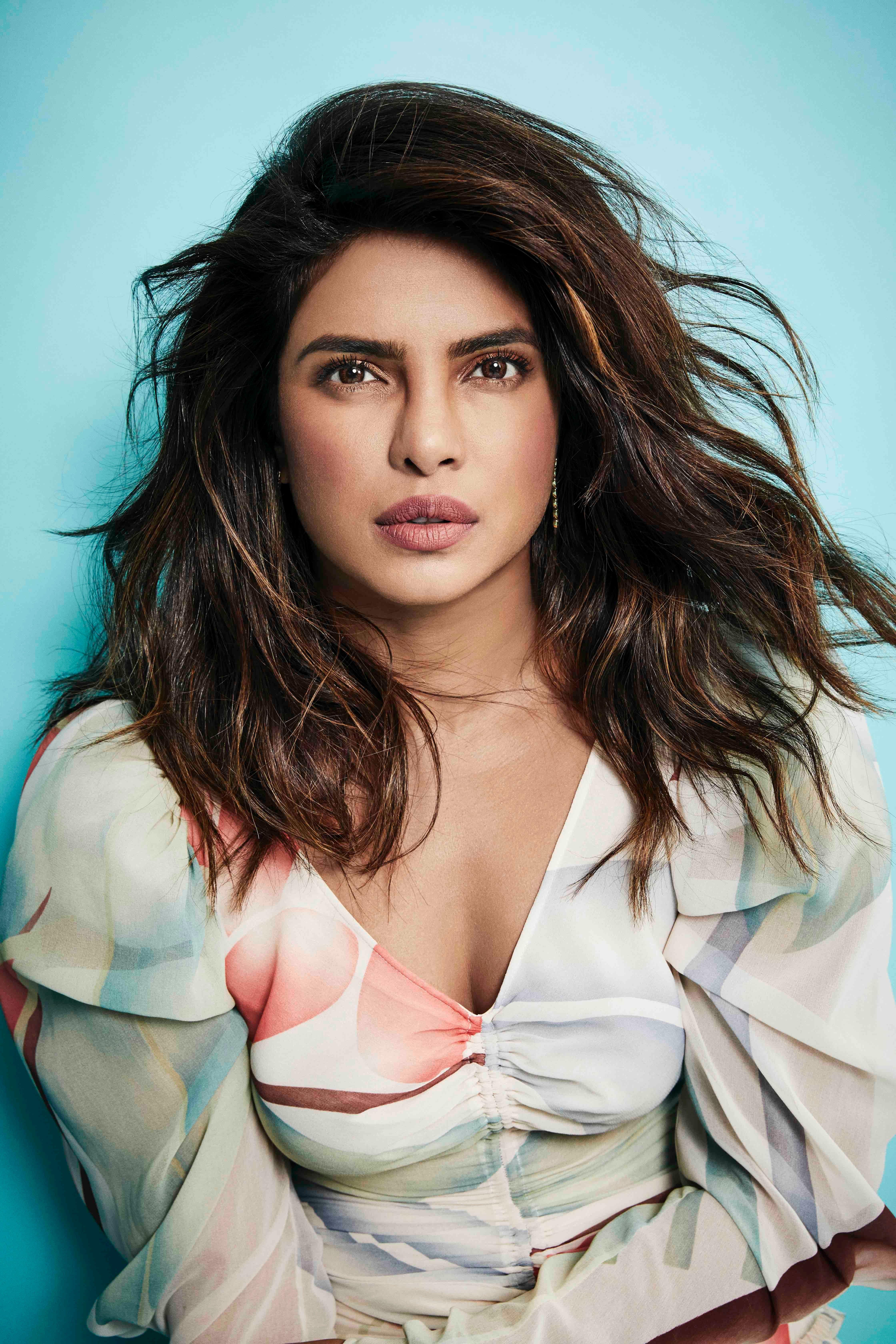 Priyanka Chopra gets real about quarantine with Nick Jonas and chasing  The White Tiger