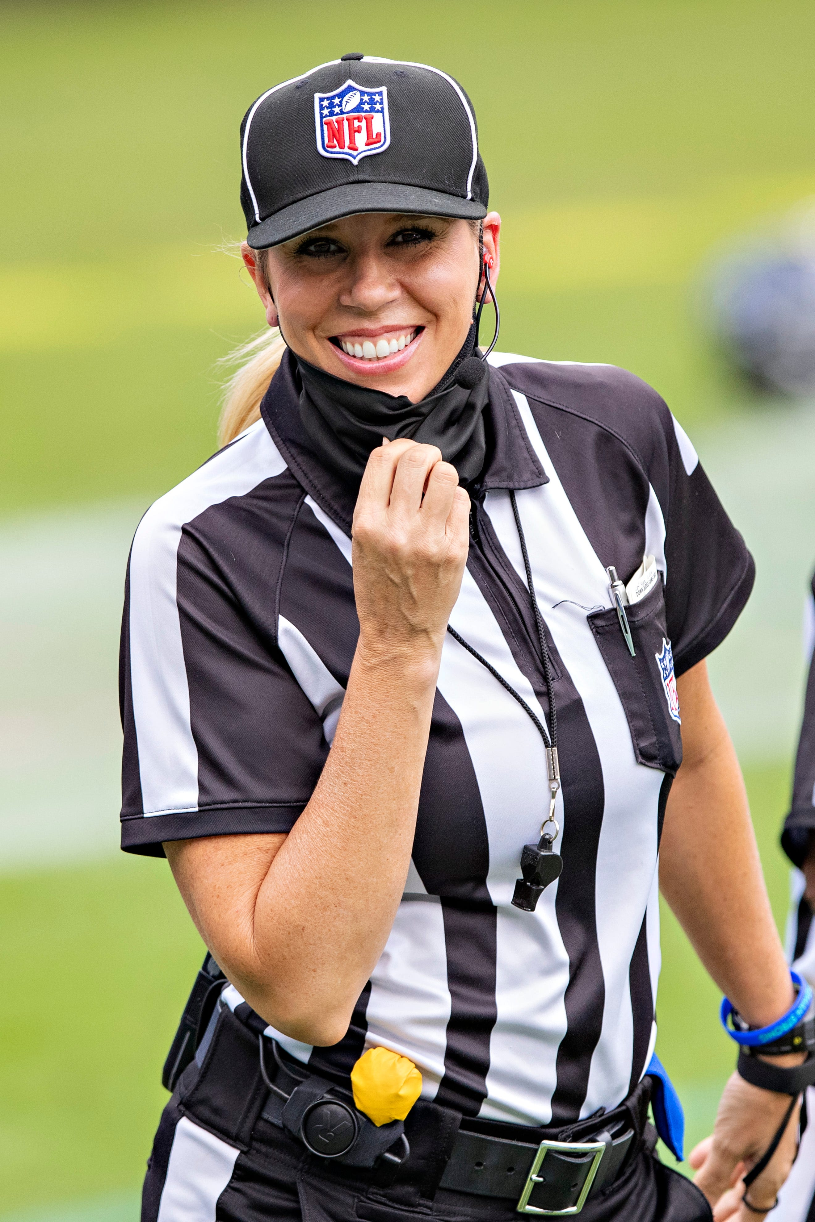 NFL referee Sarah Thomas gets history-making Super Bowl assignment