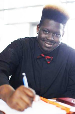 Willie Craddick Jr., a Cedar Shoals High School graduate, was slain recently at his home in College Park. (Contributed)