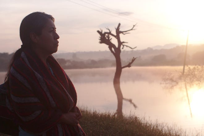 """Mercedes Hernández stars as Magdalena in Fernanda Valadez's """"Identifying Features."""""""