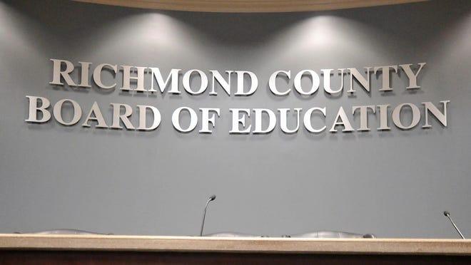 FILE: Richmond County Board of Education