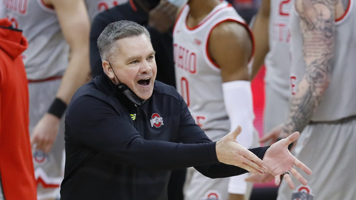 Ohio State's Chris Holtmann says CJ Walker further along than Jimmy Sotos on radio show