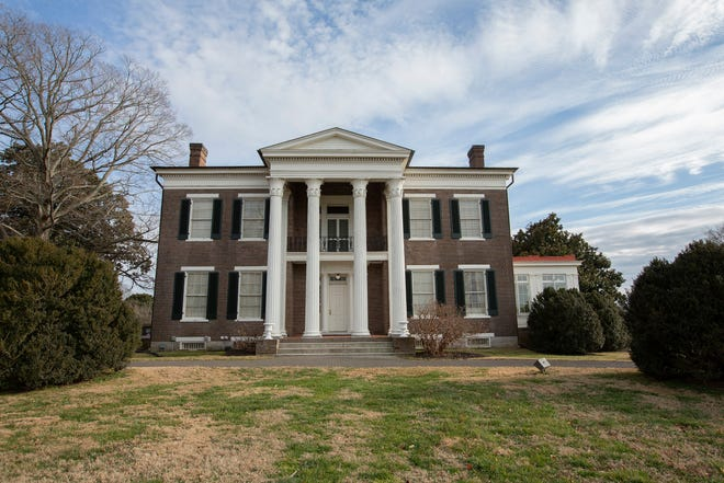 Rippavilla is ahistoric home and museum located inSpring Hill, Tenn. The site is listed on the National Register of Historic Places.