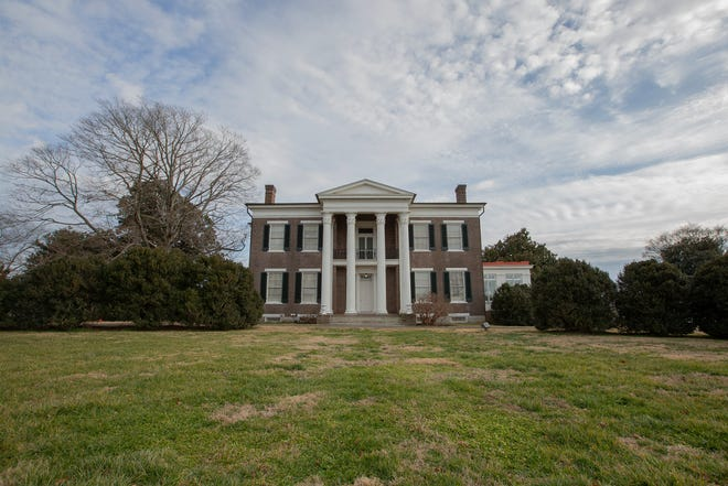The Rippavilla Plantationis ahistoric home and museum located inSpring Hill, Tenn. The site is listed on the National Register of Historic Places.