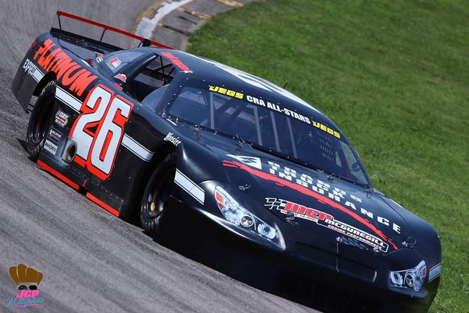 USAC star Kody Swanson will run the No. 26 car for Team Platinum at New Smyrna Speedway.