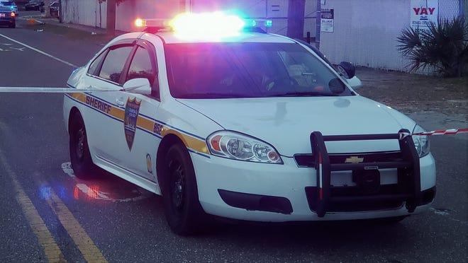 Jacksonville police car