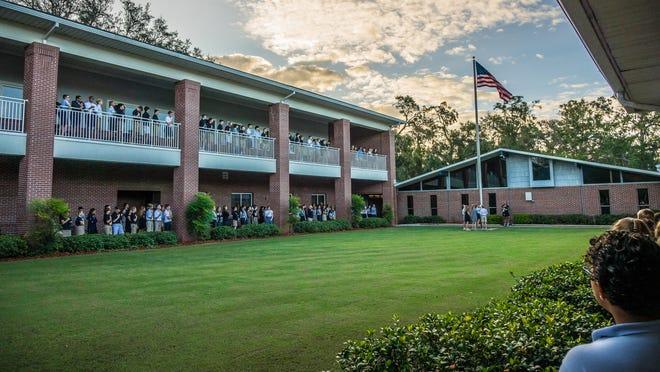 Britt McTammany/St. Johns Country Day School
