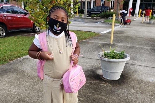 This photo of  Deaurra Nealy was posted on GoFundMe.com by fundraising organizer Tasha Forbes.