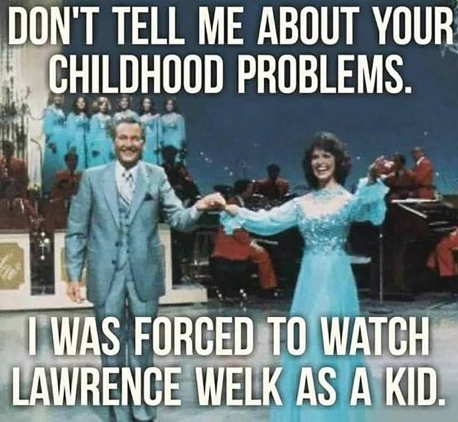 "Gardner News columnist Mike Richard was not a big fan of ""The Lawrence Welk Show"" in his youth. But now, reruns of the family-friendly show bring him back to happier, simpler times."