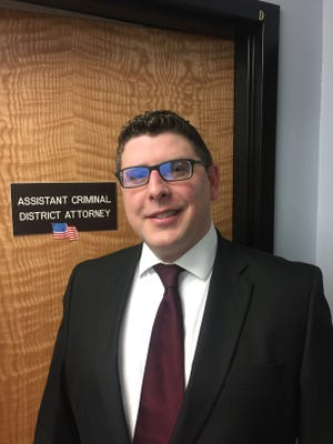 Matthew McCready joins the Grayson County District Attorney's Office.