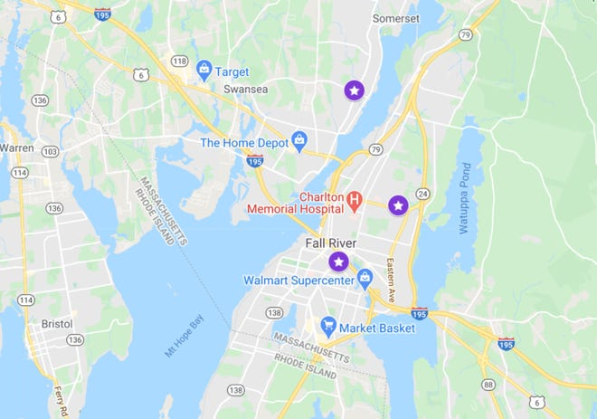 Residents who are eligible to receive a vaccine in the first phase of Gov. Charlie Baker's prioritization plan will be able to schedule appointmentsonlinethis week at 15 participating locations, including two in Fall River (the Walgreens on Plymouth Avenue, and the CVS on President Avenue) and one in Somerset (the Walgreens on Buffinton Street).