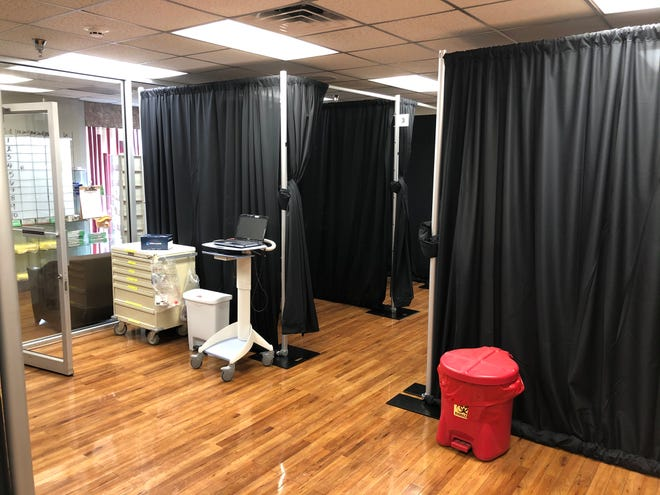 A new therapeutic infusion center near 50th Street and University Avenue is opening in Lubbock on Thursday.