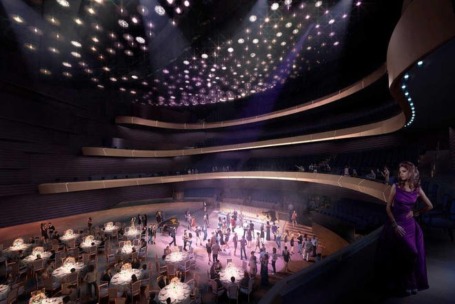 Lubbock's Buddy Holly Hall is opening this year after years of construction and planning.