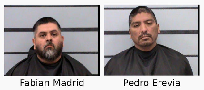 Police officials said witnesses came forward and provided statements that helped investigators identify  47-year-old Pedro Erevia and 44-year-old Fabian Madrid as the people responsible for the 1997 shooting death of Steven Earl Johnson.