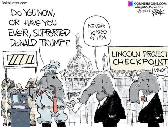 Today's editorial cartoon (Jan. 21, 2021)
