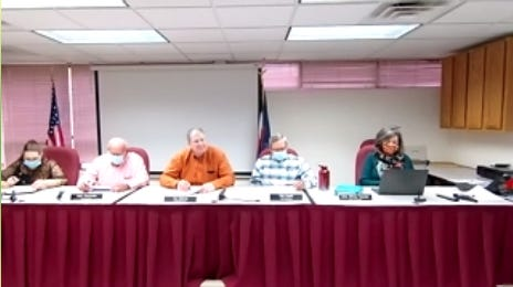 Otero County Commissioners passed annual appointments, designations and assignments Monday.