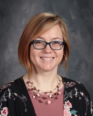 Tina Long named Camdenton R-III teacher of the week.