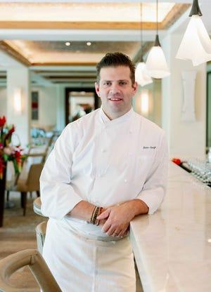 Dieter Samijn replaces Rick Mace the executive chef at Cafe Boulud.