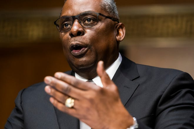 U.S. Secretary of Defense Lloyd Austin will be the keynote speaker for Florida A&M University's Saturday evening commencement at the Lawson Center.