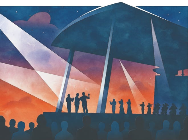 This season, Palm Beach Opera takes audiences out of the opera house and for the first time, into a new open-air setting.