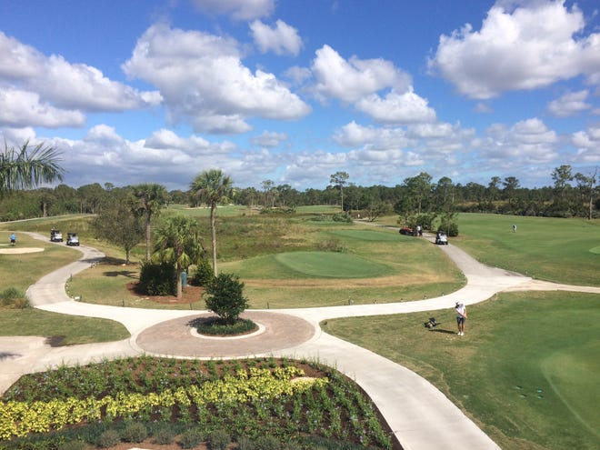 A new Par 3 golf course and related facilities are planned for 115 acres in the Avenir development on western Northlake Boulevard.  The new course will be an expansion of the existing facilities at Sandhill Crane Golf Club, shown in 2018.