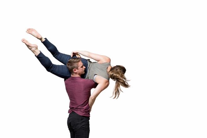 Matt Reeves and Colette Krogol, leaders of Orange Grove Dance of Washington, D.C., are creating a new piece for Sarasota Contemporary Dance's annual Dance Makers program, which will be presented digitally.