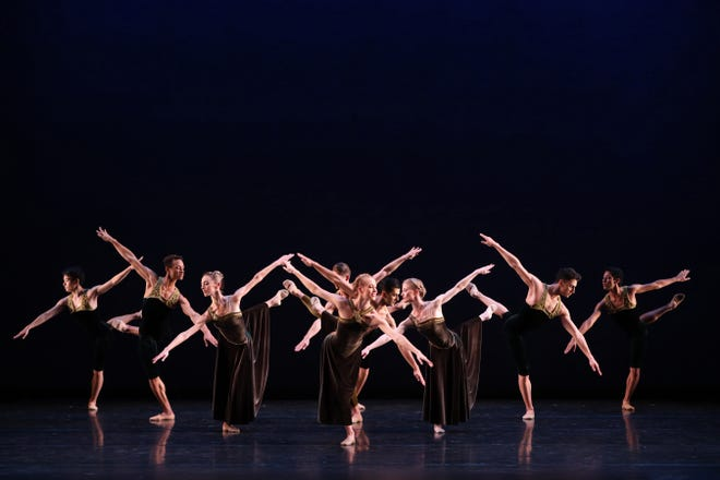 The Sarasota Ballet performed an all-digital season with at-home streaming because of the coronavirus pandemic.