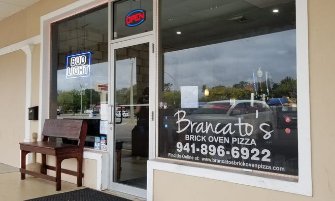 Brancato's Brick Oven Pizza in Bradenton has announced that it will permanently close, attributing the decision to the pandemic and health issues.