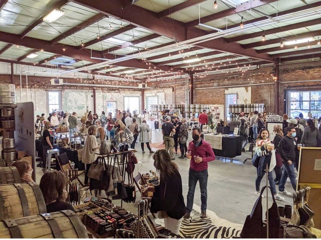 Made by Makers will be bringing their 'mini markets' to The Alida Hotel on Jan. 24 and 30 from noon to 7 p.m.