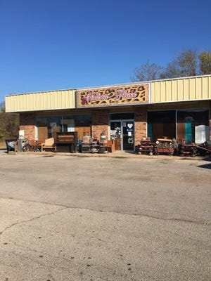 Hudson's Place is located at 129 S 11th Street in McLoud.