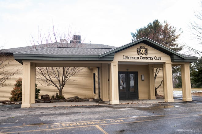 The Leicester Country Club said it will no longer be hosting banquet events, including weddings.