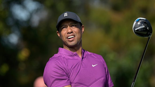 Tiger Woods had a fifth back surgery and will miss tournaments in San Diego and Los Angeles.