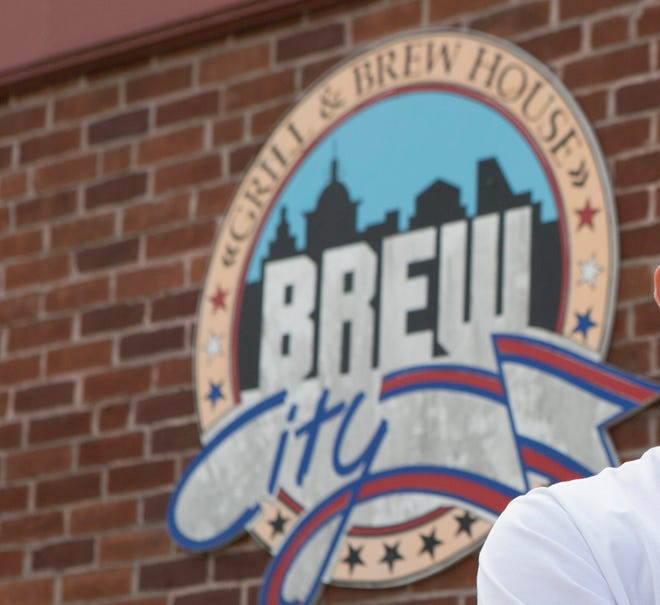 Brew City on Shrewsbury Street has temporarily closed.