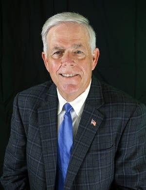 Superintendent Bill Husfelt