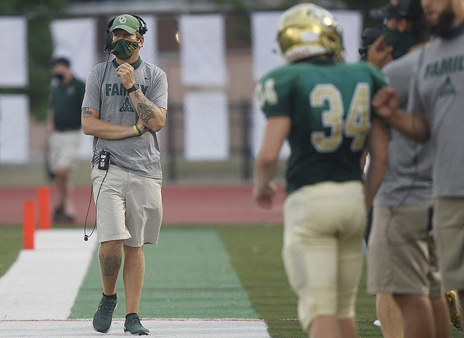 Bob Gecewich stepped down as Jerome football coach Jan. 15 after six seasons and was named the coach atPerry in northeast Ohio. Under Gecewich, the Celtics went 39-23 with three OCC titles.