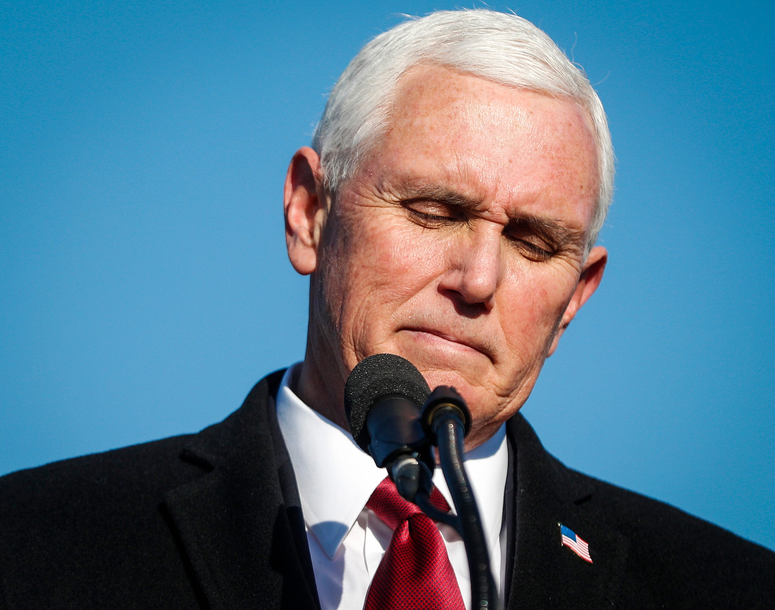 Former VP Mike Pence: Trump and I may never  see eye to eye  on Jan. 6 Capitol attack