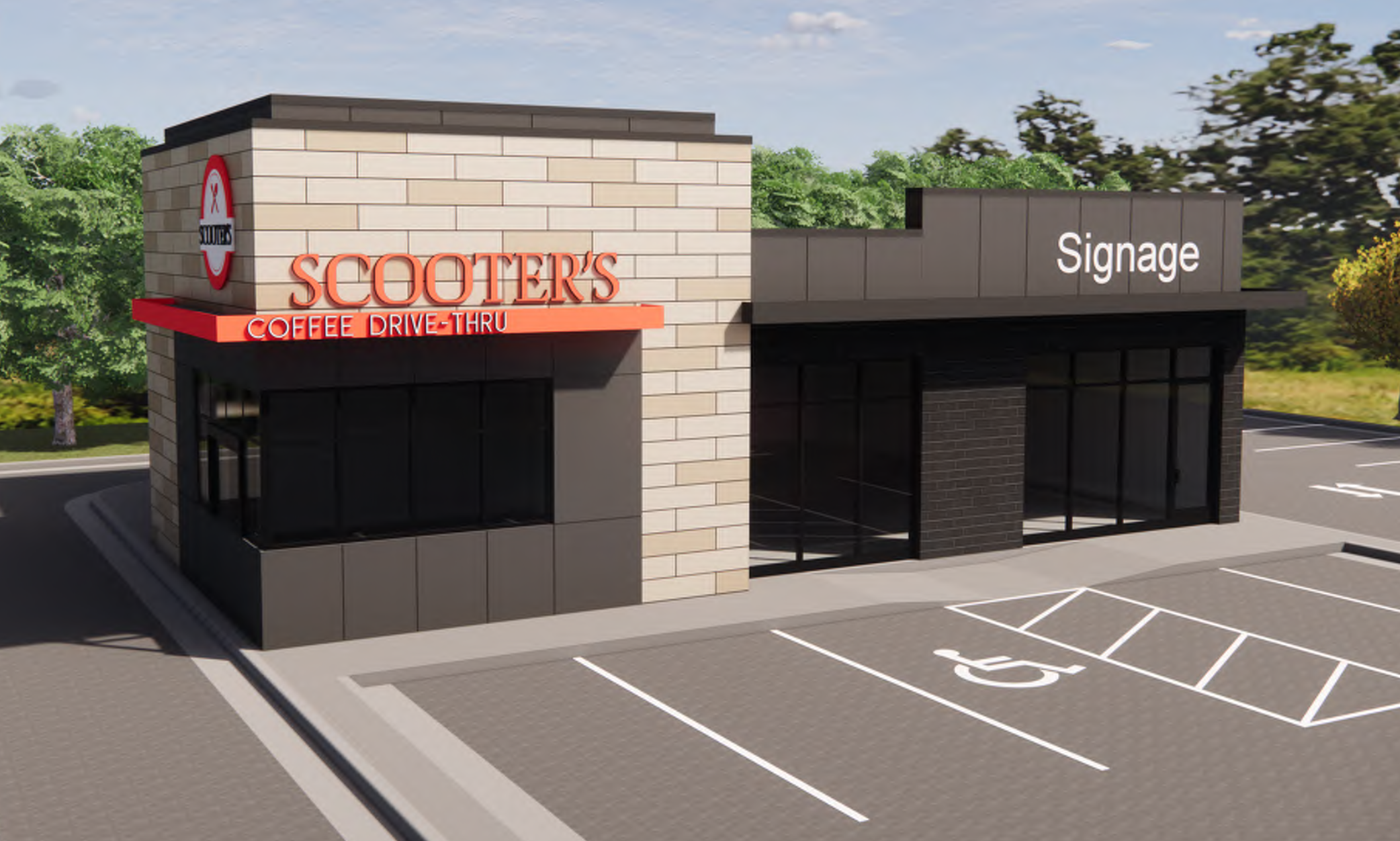 New 12th Street Scooter S Coffee Drive Thru Set To Open Spring 2021