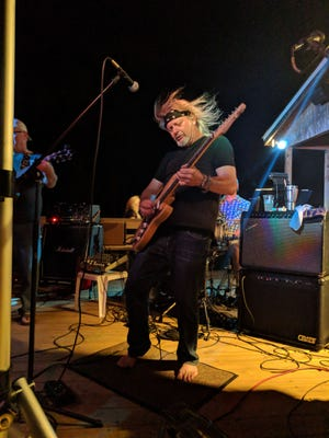 Greg Watson of Three Billy Goats Gruff was injured in a car accident in December. His bandmates will hold a benefit on Sunday, Jan. 24.