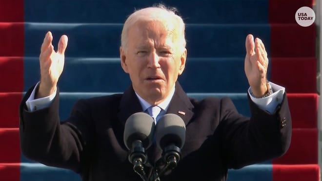 Joe Biden signs executive orders and directives aimed at COVID-19