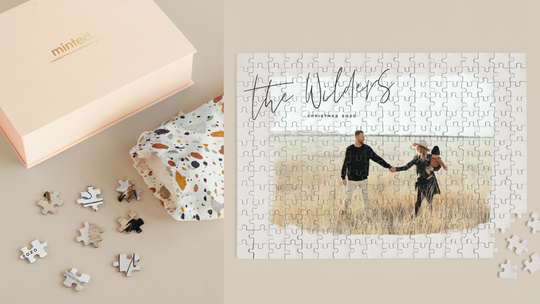 Best Valentine's Day gifts: Custom Puzzle