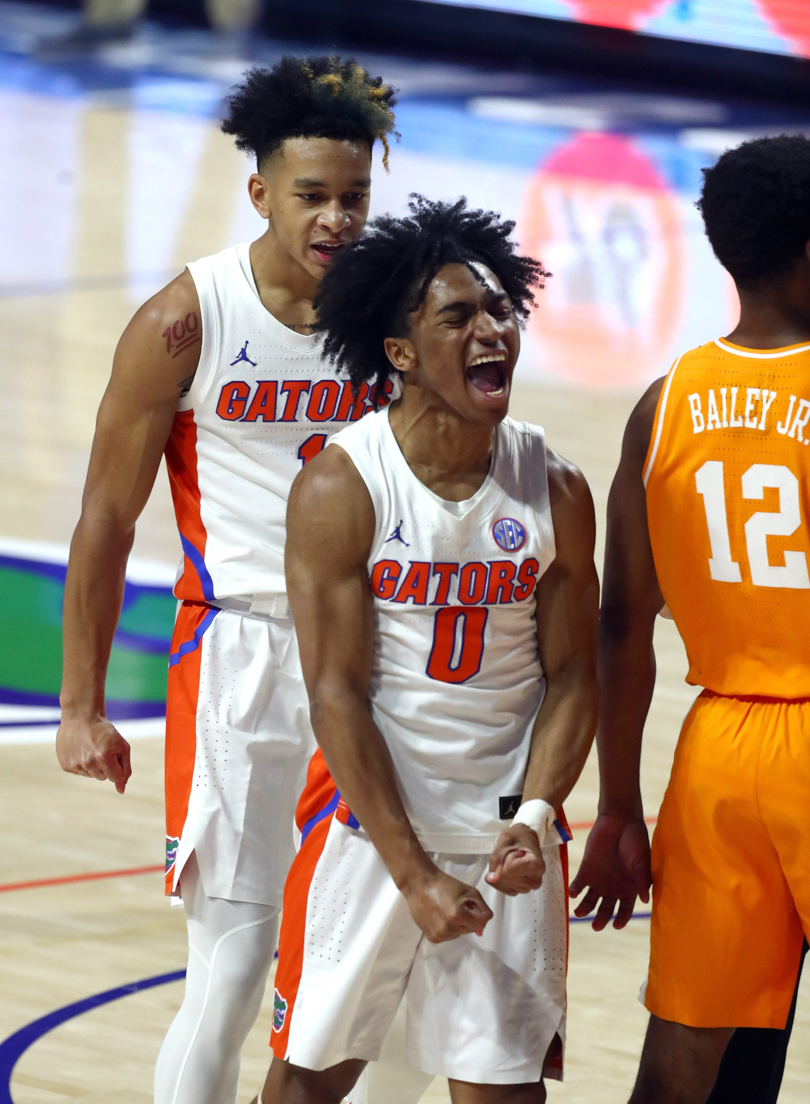 No. 6 Tennessee men's basketball team bludgeoned by shorthanded Florida in blowout loss