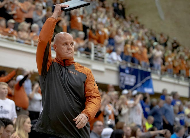 Texas head coach Jerritt Elliott has his fourth-seeded volleyball team playing at its best and returning to the Final Four for the first time since 2016 with one of the most complete teams in the nation.